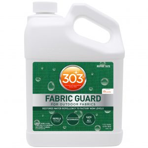 303 Universal Fabric Guard Gallon